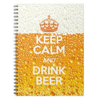 Beer Notebook