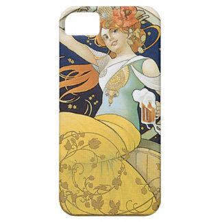 Beer Nouveau iPhone SE/5/5s Case