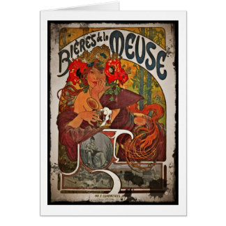Beer of the Meuse Card