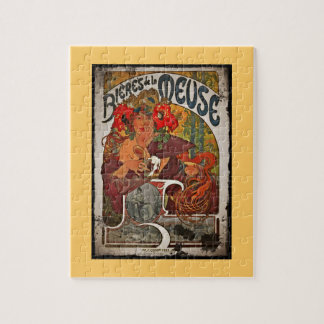 Beer of the Meuse Jigsaw Puzzle