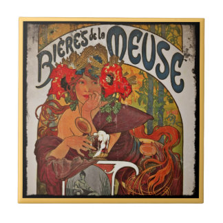 Beer of the Meuse Tile