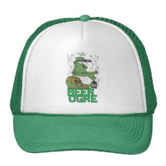 Beer Ogre Trucker Hats