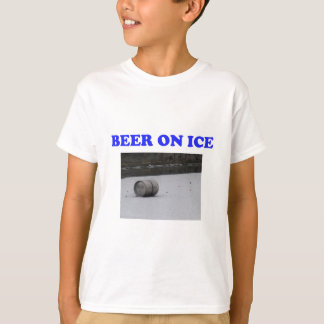 Beer on ice T-Shirt
