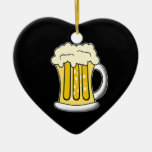 Beer Ornament (double sided)