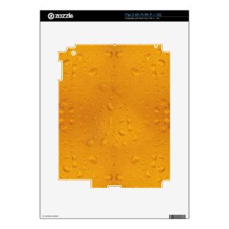 Beer pattern 8868 skins for iPad 2