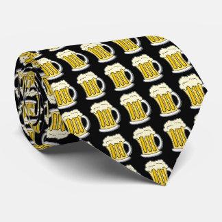 Beer Pattern Tie