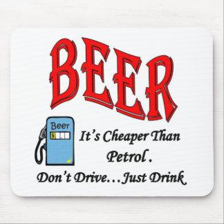 Beer Petrol Full Mouse Pad
