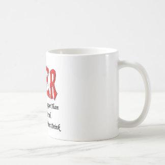 Beer Petrol Full Classic White Coffee Mug