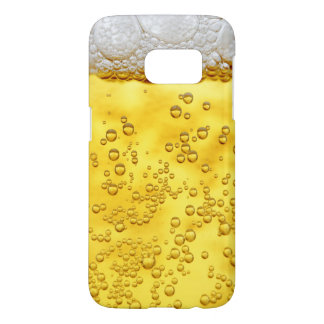 Beer Photo Filled To Brim Full Beer Glass Funny Samsung Galaxy S7 Case