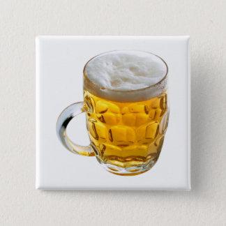 Beer Pinback Button