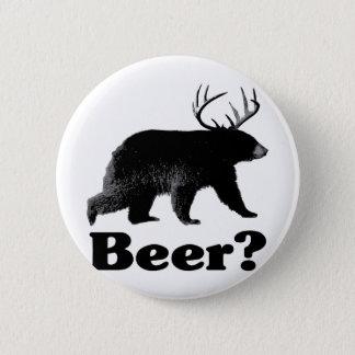 Beer? Pinback Button