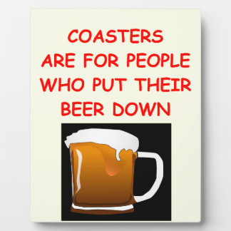 beer photo plaque