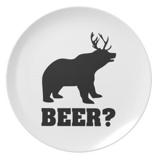 Beer? Plates