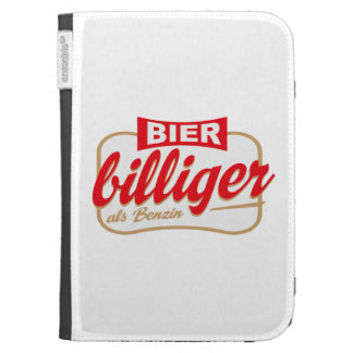 beer png kindle folio case