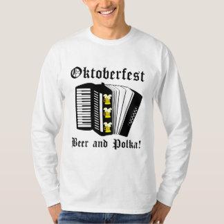 Beer Polka Oktoberfest T-shirts