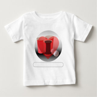 Beer Pong Add your words Baby T-Shirt