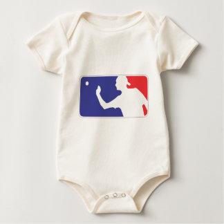 Beer Pong Baby Bodysuit
