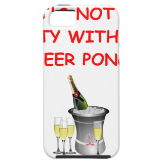 beer pong iPhone 5 cases