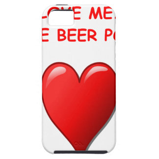 beer pong iPhone 5 case