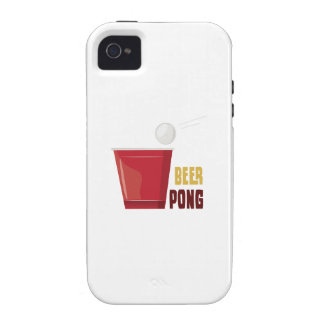 Beer Pong Case-Mate iPhone 4 Cover