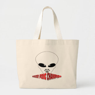 Beer Pong Champion Canvas Bags