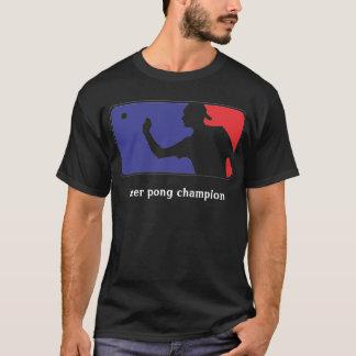 Beer pong champion T-Shirt