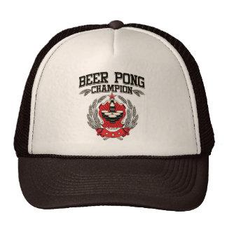 Beer Pong Champion Trucker Hats