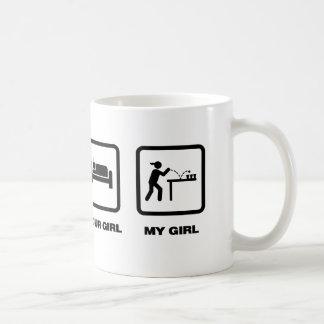 Beer Pong Coffee Mug