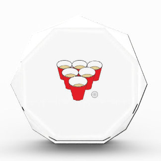 Beer Pong Cups Award