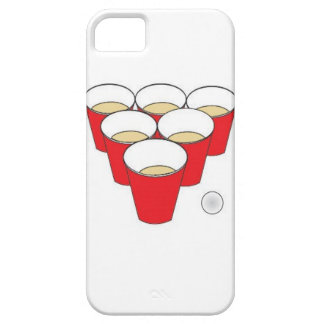Beer Pong Cups iPhone 5 Cover