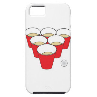 Beer Pong Cups iPhone 5 Case
