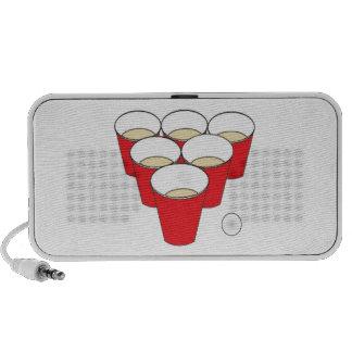 Beer Pong Cups Laptop Speaker