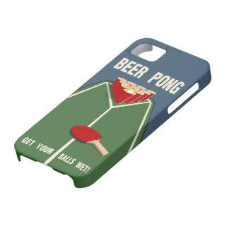 Beer Pong:  Get Your Balls Wet! iPhone SE/5/5s Case