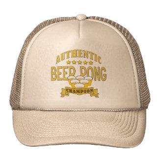 Beer Pong Trucker Hats
