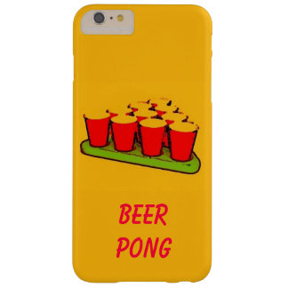 Beer Pong iPhone 6 Plus Case