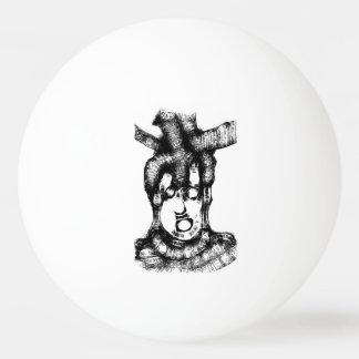 beer pong kid Ping-Pong ball