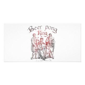 Beer Pong Kings Card