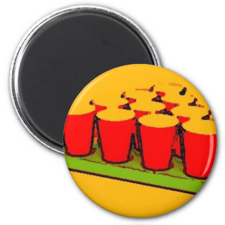 Beer Pong Magnets