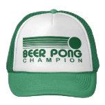 Beer Pong Mesh Hat