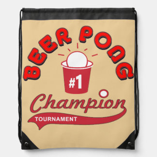 Beer Pong Players Bag