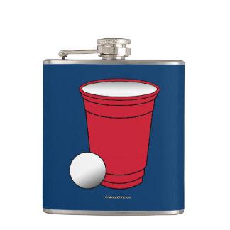 Beer Pong Pocket Flask