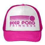 Beer Pong Princess Trucker Hat