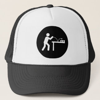 Beer Pong Trucker Hat