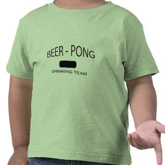 Beer Pong XXL Drinking Team Tees
