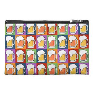 BEER Pop Art accessory bags