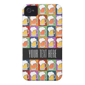 BEER Pop Art custom cases iPhone 4 Cover
