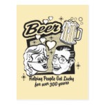 Beer Post Card