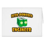 Beer-Powered Engineer Card