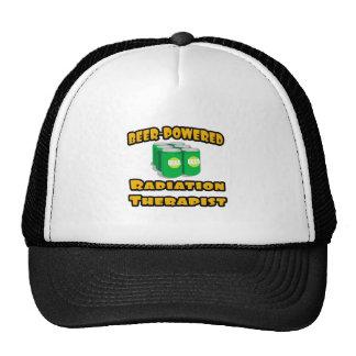 Beer-Powered Radiation Therapist Trucker Hat