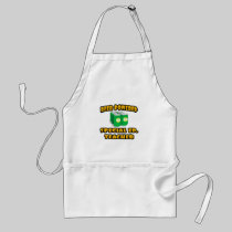 Beer-Powered Special Ed. Teacher Aprons